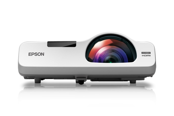 PowerLite 525W WXGA 3LCD Projector
