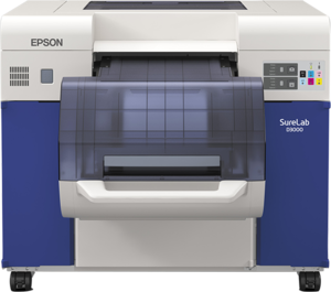 Epson SureLab SL-D3000 Dual Roll MiniLab Production Printer
