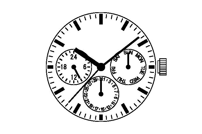 MUSCLE MOVEMENT  Multi-Function   VX7J