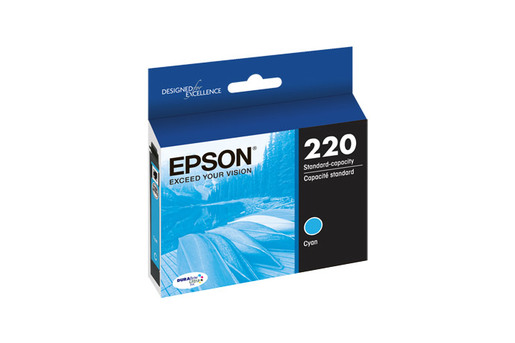 Epson 220, Cyan Ink Cartridge