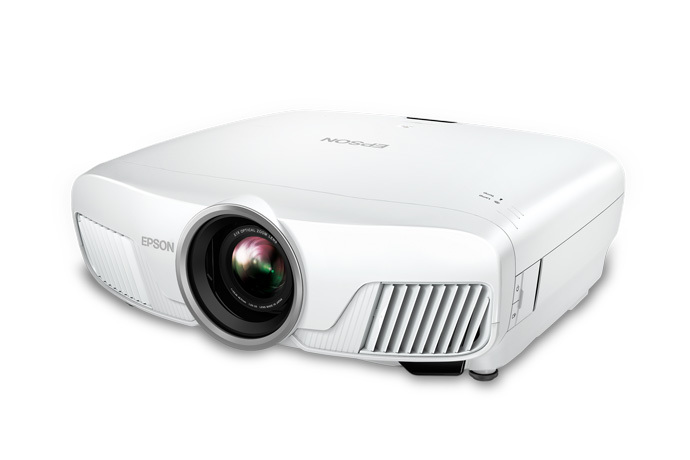 Home Cinema 4010 4K PRO-UHD Projector with Advanced 3-Chip Design and HDR