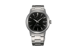 ORIENT STAR: Mechanical Classic Watch, Metal Strap - 38.5mm (AF02002B)