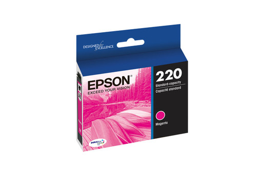 Epson 220, Magenta Ink Cartridge