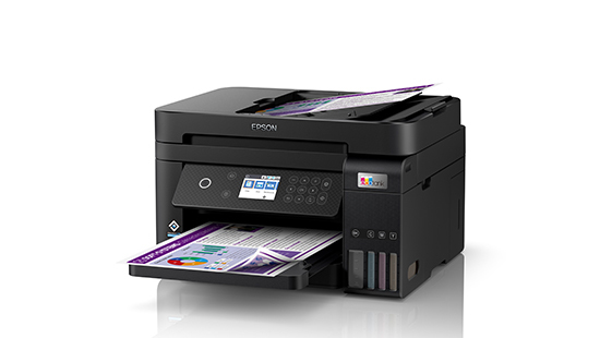 Epson EcoTank L6270 A4 Wi-Fi Duplex All-in-One Ink Tank Printer with ADF