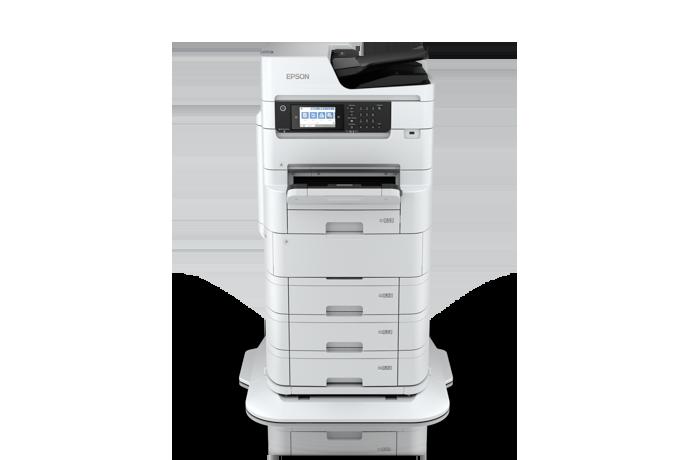 WorkForce Pro WF-C879R Multifunction Color Printer
