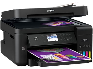 Epson ET-3750U for ReadyPrint
