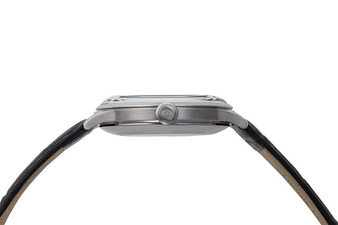 ORIENT: Mechanical Classic Watch, Leather Strap - 40.5mm (RA-AP0005B)