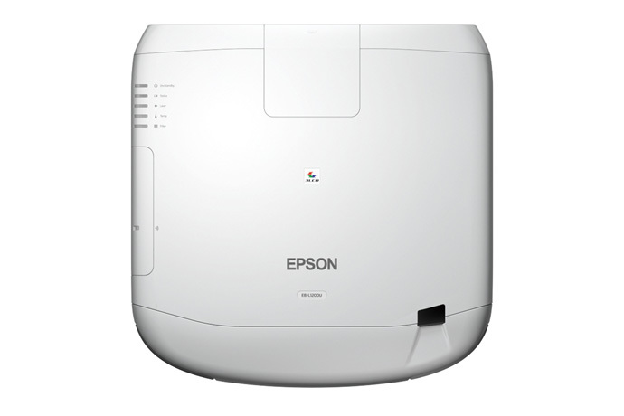 Proyector Epson Pro L1200U c/ 4K Enhancement y Lente Estándar