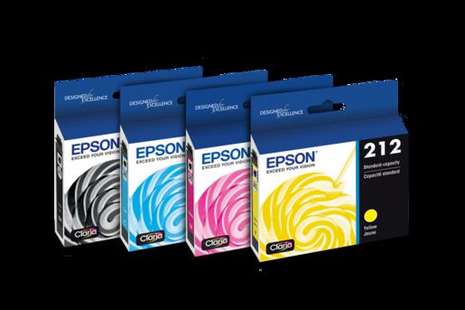 Epson 212, Cyan Ink Cartridge