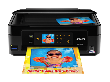 Epson ds-320 portable duplex document scanner with adf.