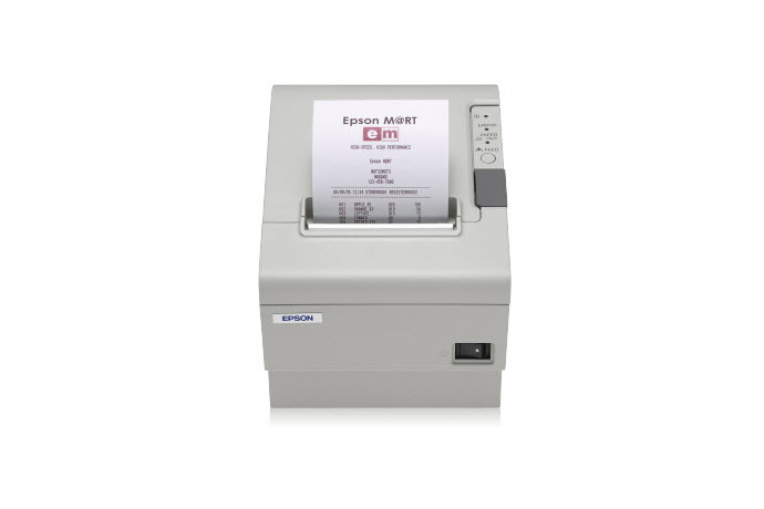 Impresora Epson TM-T88IV para recibos de puntos de venta