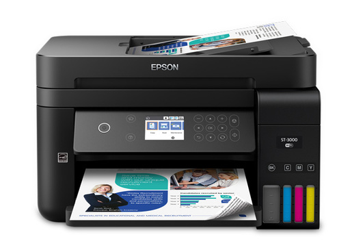ST-3000 Color MFP