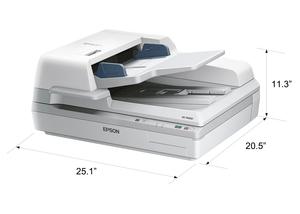 Epson WorkForce DS-70000 A3 Flatbed Document Scanner with Duplex ADF