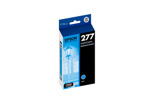 Epson 277, Cyan Ink Cartridge