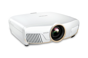 Home Cinema 5050UBe Wireless 4K PRO-UHD Projector with Advanced 3-Chip Design and HDR10