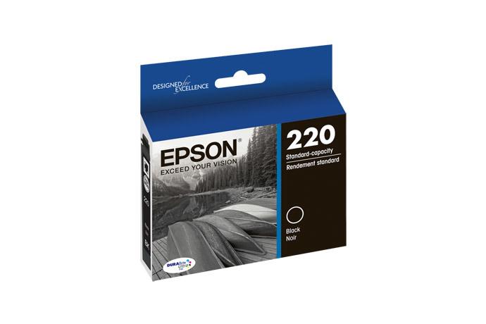 Epson 220, Black Ink Cartridge