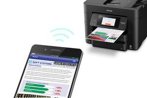 WorkForce Pro EC-4040 Color Multifunction Printer