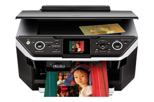 Epson Stylus Photo RX680 All-in-One Printer