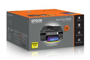 Epson Stylus NX305 All-in-One Printer