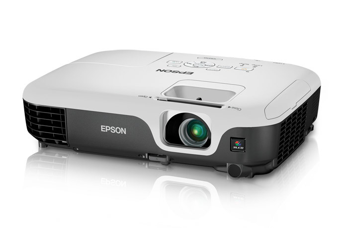 VS210 SVGA 3LCD Projector