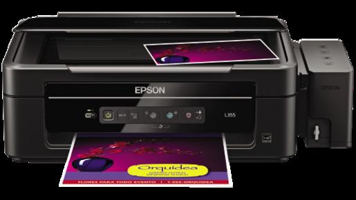 Impresora EcoTank L355 (110V)