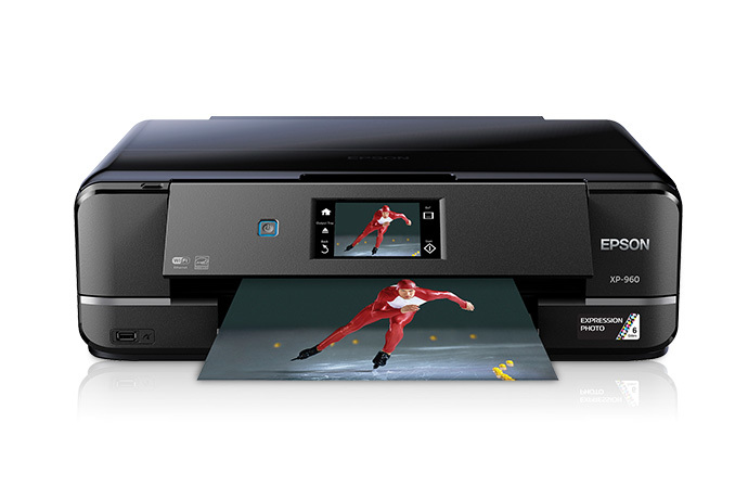 Epson Expression Photo XP-960 Small-in-One All-in-One Printer