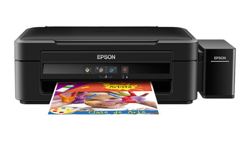 EcoTank L380 All-in-One Printer