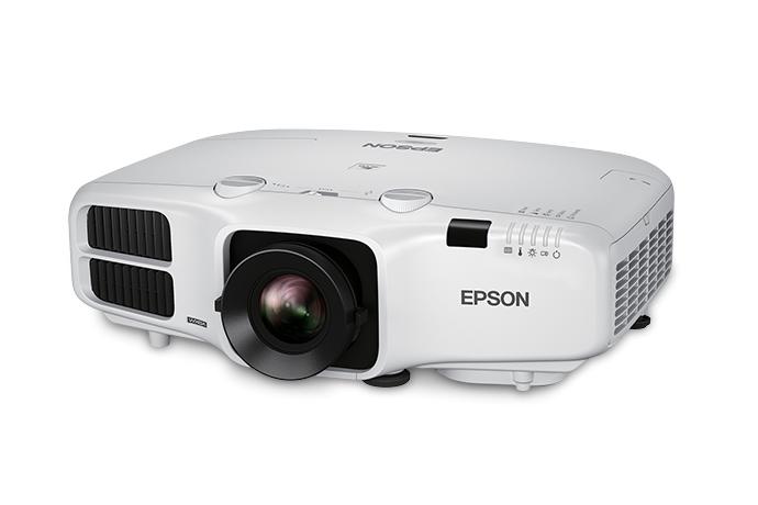 PowerLite 5520W WXGA 3LCD Projector