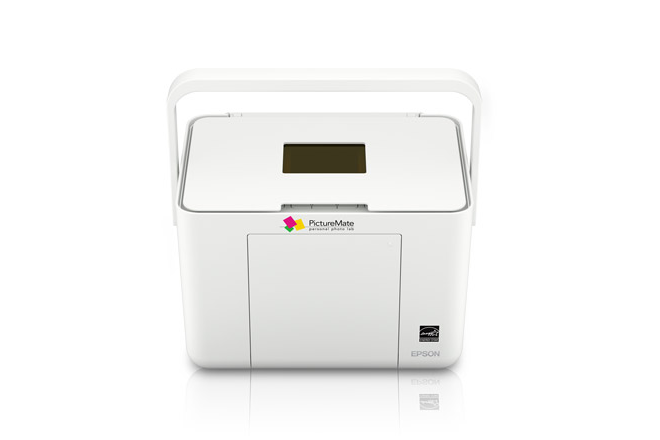 Epson Picturemate Charm Compact Photo Printer Pm 225 Inkjet