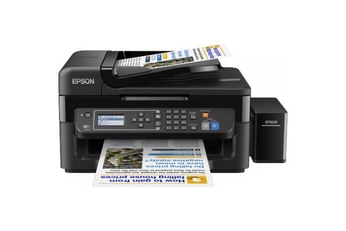 Impresora Epson EcoTank L656