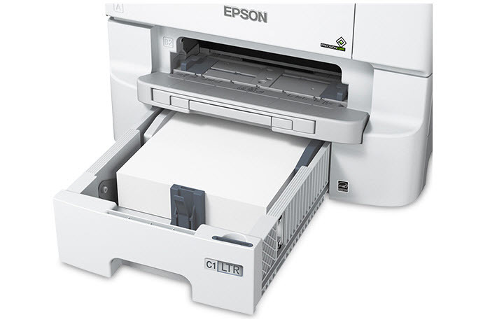 Epson WorkForce Pro WF-6090 Printer with PCL/PostScript