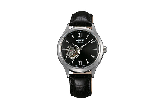 ORIENT: Mechanical Contemporary Watch, Leather Strap - 36.0mm (DB0A004B)