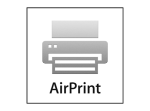 Apple AirPrint Support