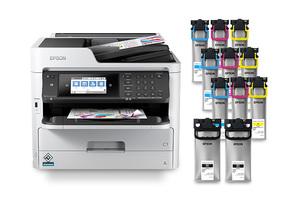 WorkForce Pro WF-C5790 Color MFP Supertank Printer