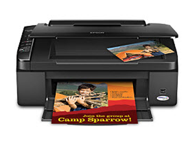 cd installation imprimante epson stylus sx115