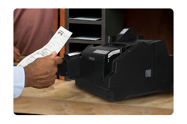 Multifunction Check Scanners