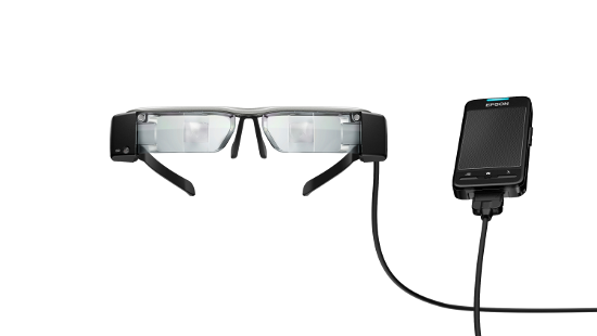 Moverio BT-200 Smart Glasses