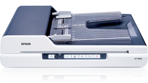 Escáner de documentos a color WorkForce GT-1500 (220V)