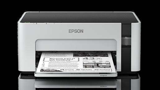 EcoTank M1100 Monochrome InkTank Printer