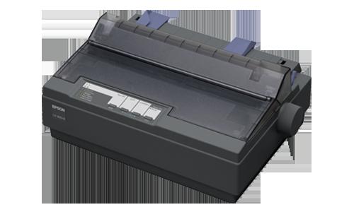 LX-300+ II Impact Printer