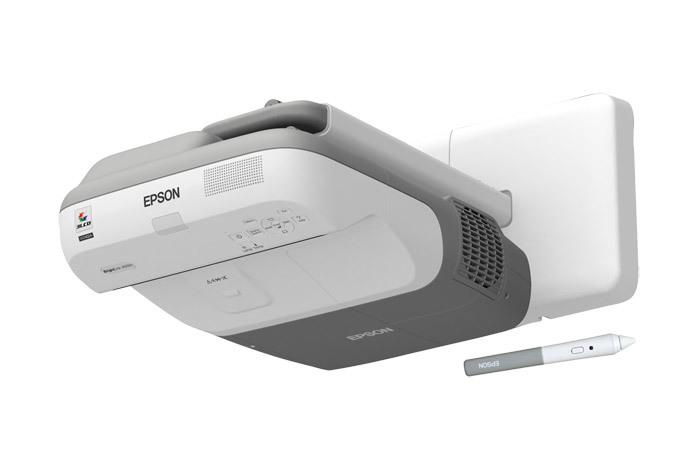 brightlink 450wi interactive projector | interactive | projectors