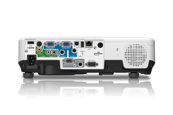 PowerLite 1880 XGA 3LCD Projector