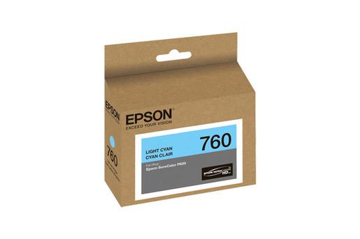 Epson 760, Light Cyan Ink Cartridge