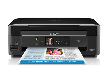Epson XP-330 | XP Series | All-In-Ones | Printers | Support