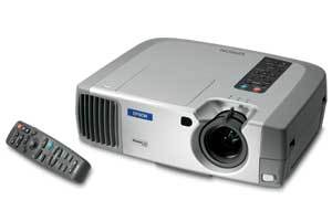 PowerLite 820p Multimedia Projector