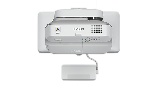 Epson 695Wi Ultra-Short Throw Interactive WXGA 3LCD Projector