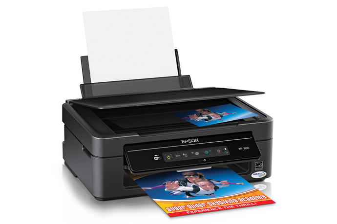 Epson Expression Home XP-200 Small-in-One All-in-One ...