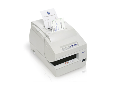 Epson TM-H6000 with TransScan