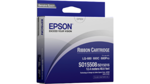 Ribbon Cartridge Black