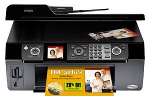 Epson Stylus CX9475Fax All-in-One Printer